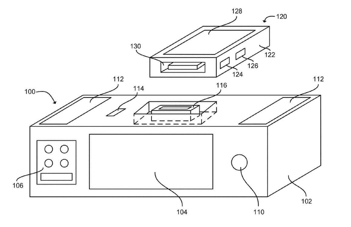 Apple onderzoekt iPhone-dock met draadloos opladen en Siri