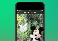 Apple voegt Disney en Pixar toe aan montage-app Clips