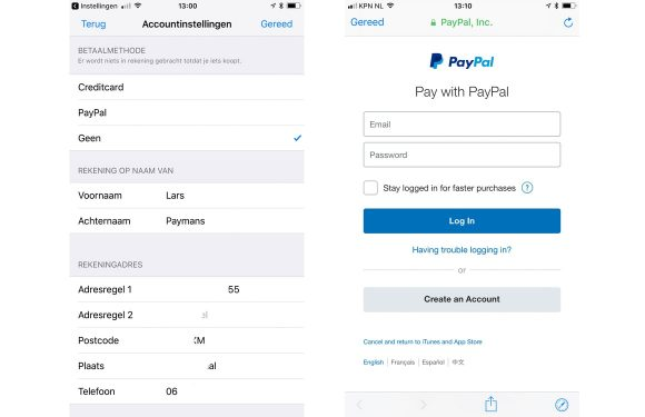 PayPal App Store
