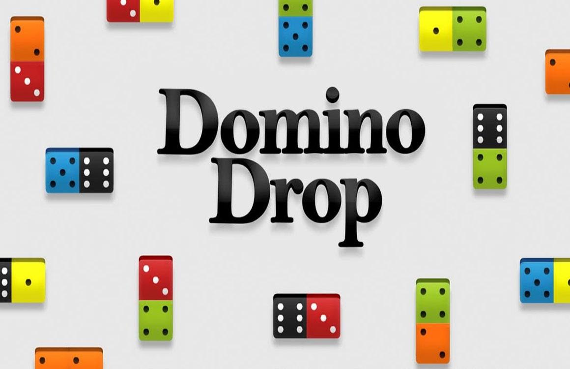 Speel Tetris met dominostenen in gratis App van de Week Domino Drop