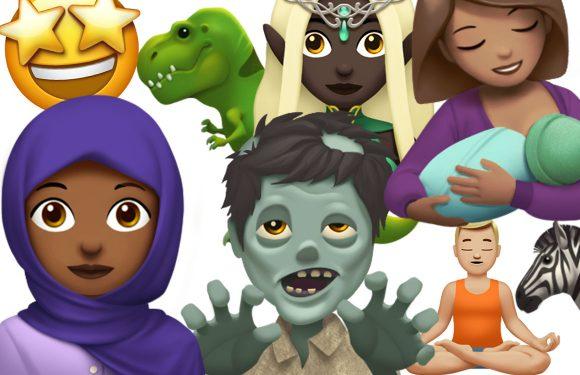 Apples interpretatie van de nieuwe serie emoji zit vol detail