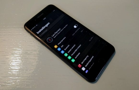 Apple sleutelt stilletjes aan donkere modus in iOS 11-bèta's