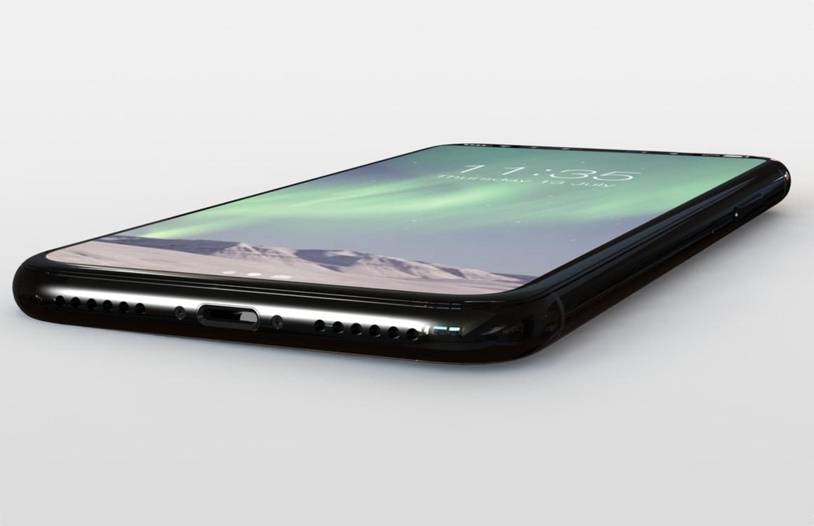 'Zo past Apple iOS 11 aan voor de iPhone 8 zonder homeknop'