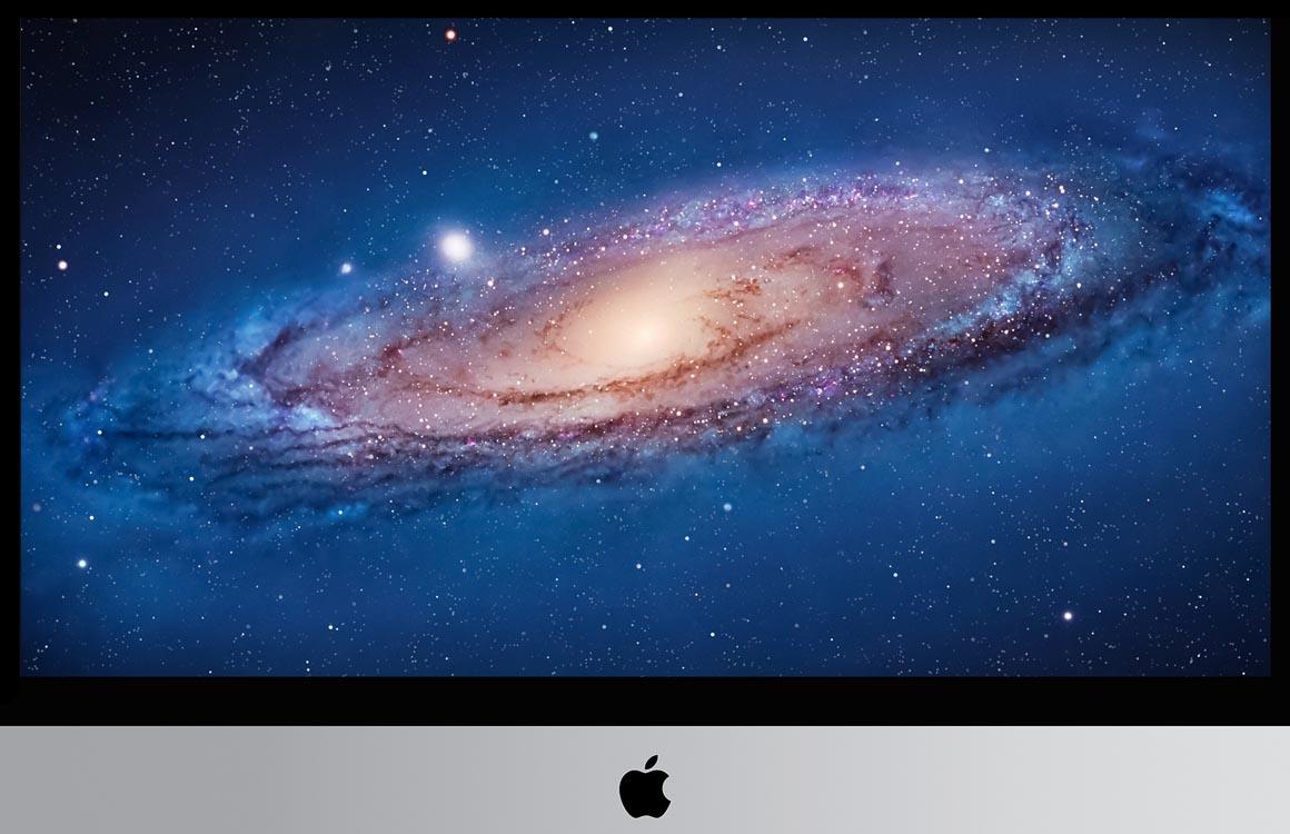 Download deze 13 (klassieke) Mac-wallpapers in 5K