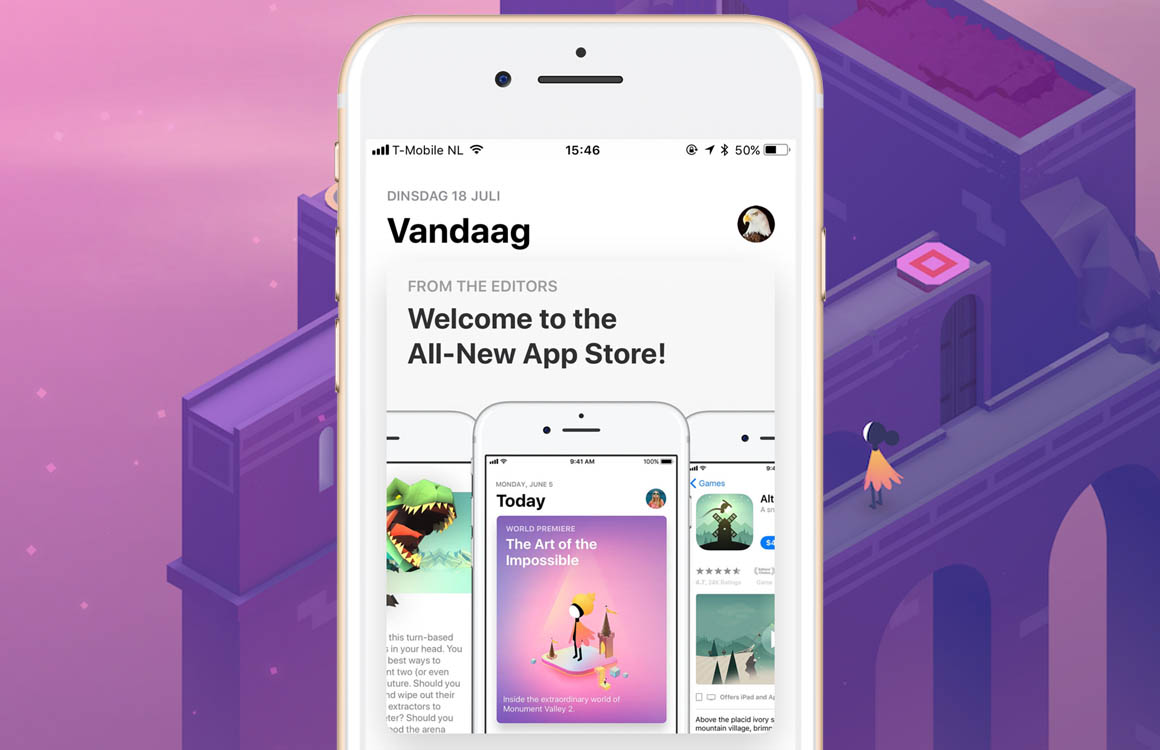 Apple scherpt App Store-regels voor coronavirus-apps aan