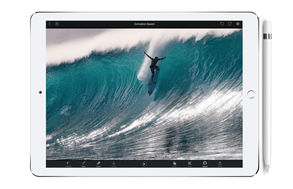 Zo download je toffe foto-app Plotagraph+ gratis met de Apple Store-app