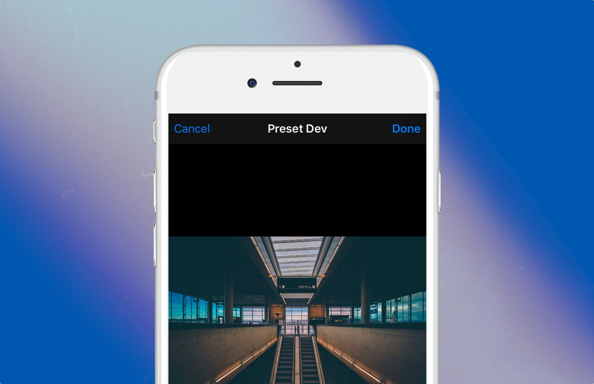 Combineer en creëer je eigen fotofilters met Preset