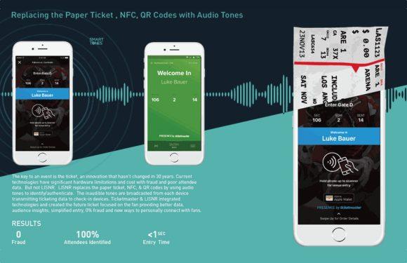 Ticketmaster iPhone