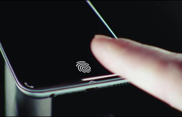 Touch ID in iPhone 8