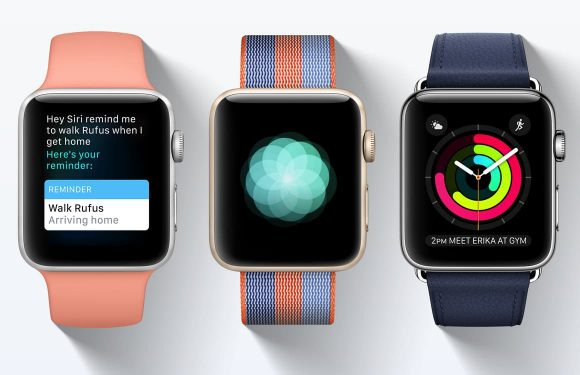 Apple Watch traag