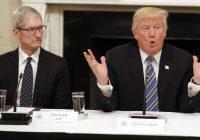 Tim Cook en Apple komen in actie tegen extreemrechts en racisme