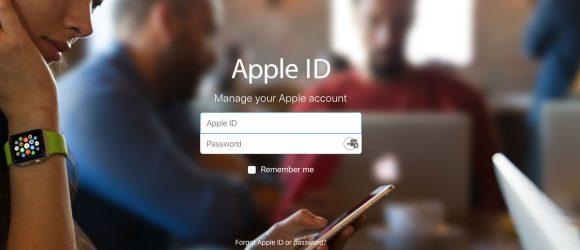 Apple ID veiligheid