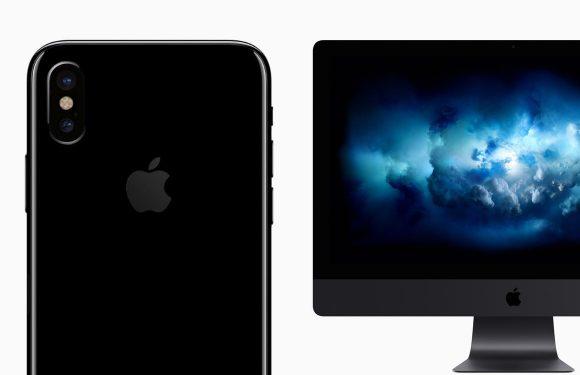 Overzicht: alle producten die Apple in 2017 nog uitbrengt