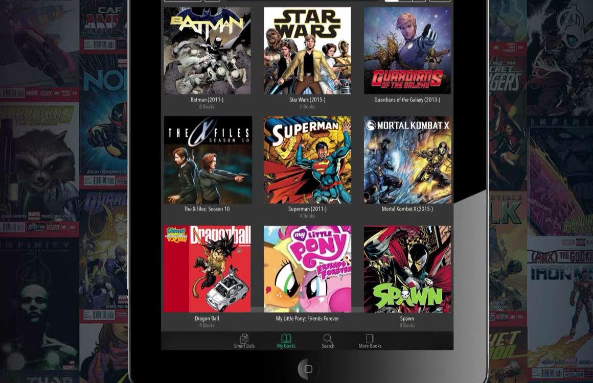 Comics lezen op iOS: apps, tips en meer
