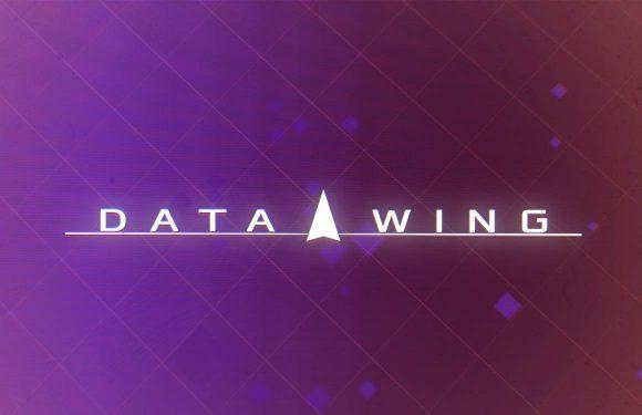 Gratis abstract arcadespel Data Wing weet te verrassen