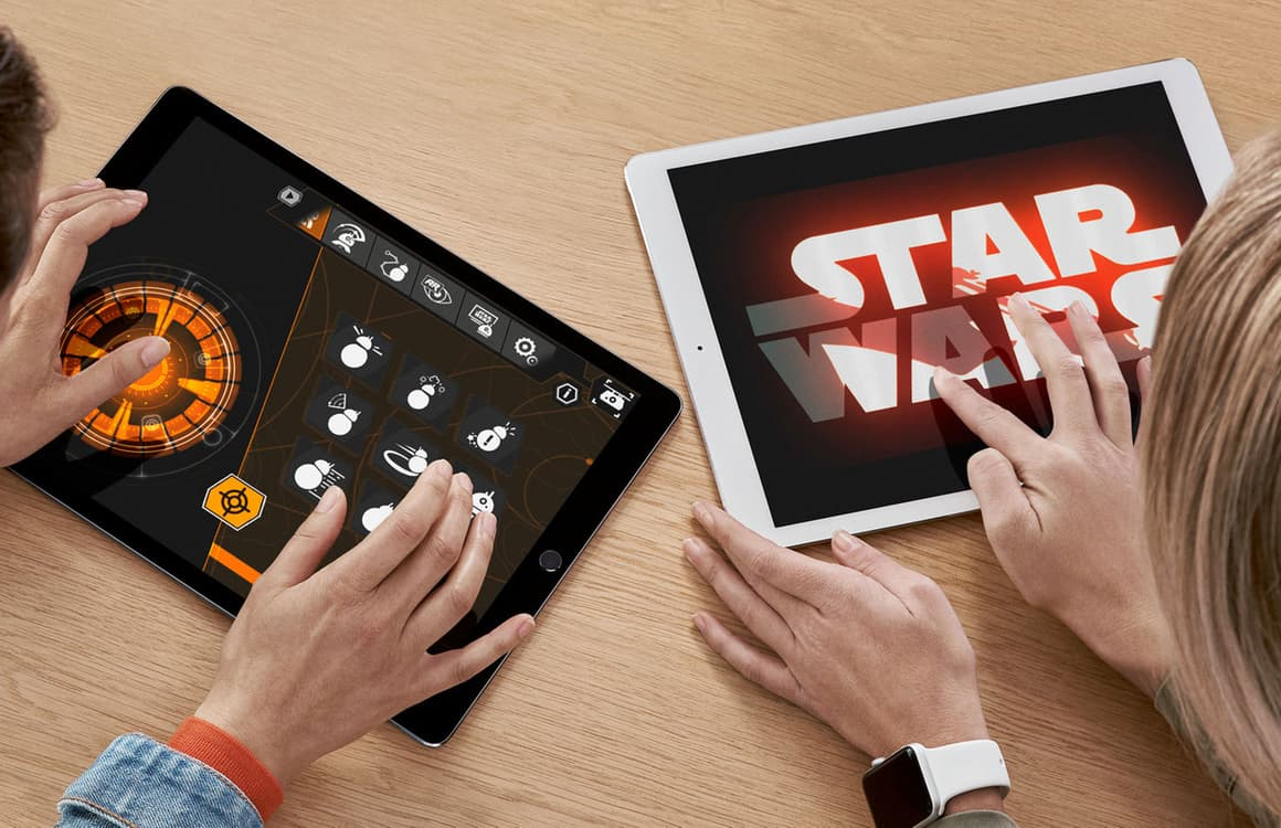 Apple geeft gratis Star Wars-workshops in Nederlandse Apple Stores