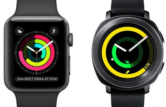 Dit zijn de nieuwe Apple Watch-concurrenten van Samsung
