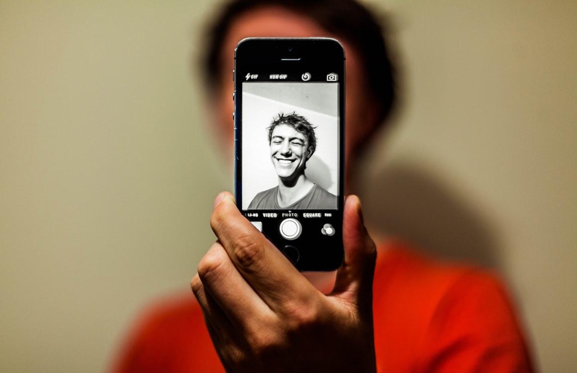'iPhone 8-gezichtsherkenning loopt 2 jaar voor op Android-concurrentie'