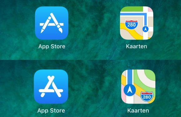 iOS 11 bèta 6