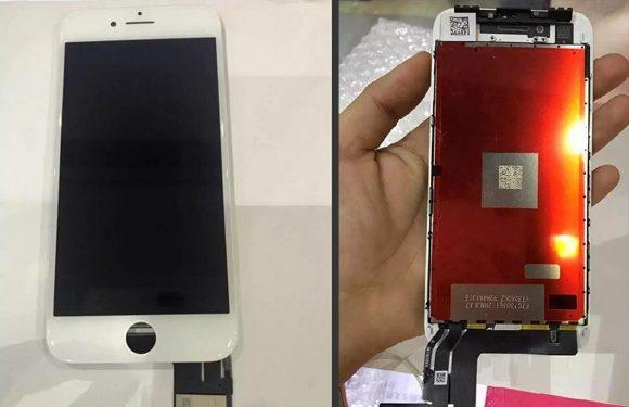'iPhone 7S-foto's tonen moederbord, A11-chip en volledige voorkant'