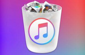 iTunes opruiming