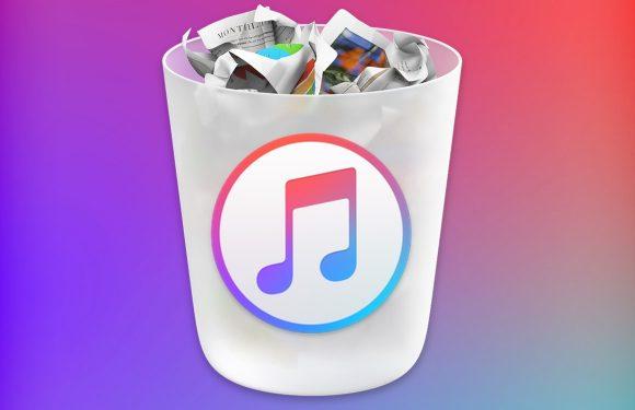 Apple verwijdert de App Store uit iTunes: de grote schoonmaak is begonnen