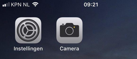 iOS 11 bèta 5