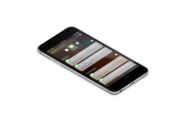 iOS notificaties