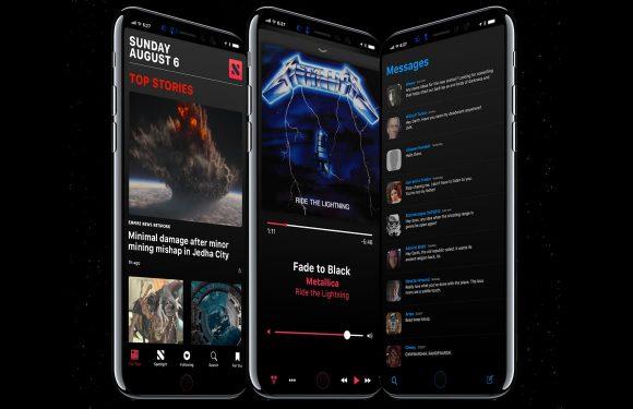 Nieuw iPhone 8-concept introduceert de 'HomeBar'