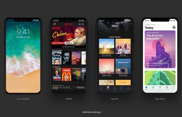 iPhone 8 homeknop verdwijnt