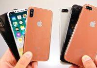 iOS 11 bevestigt iPhone 8, 8 Plus en iPhone X RAM en kracht van A11-chip