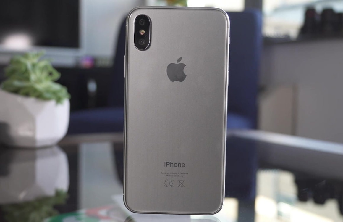 iPhone X lek