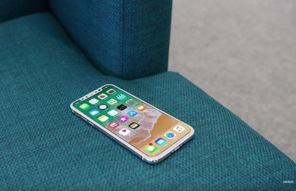 'iPhone 8 verschijnt met 64GB, 256GB en 512GB aan opslagruimte'