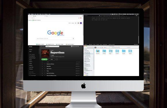 Zo maak je vensters schermvullend in macOS