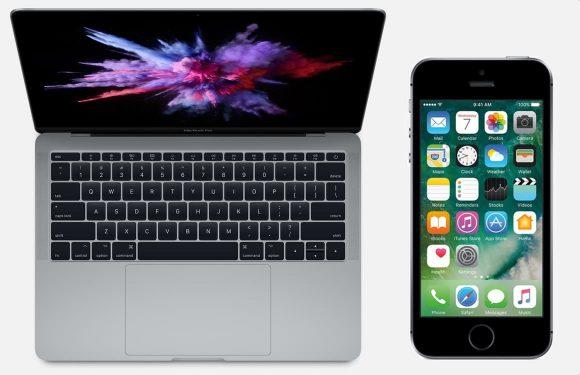 Tip: 100+ euro korting op iPhone SE en MacBook Pro bij MediaMarkt