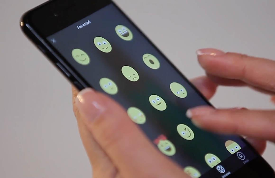 Sociale app Polygram gebruikt je gezichtsuitdrukking als reactie