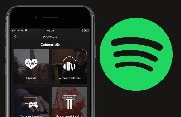 Spotify focust op podcasts, behaalt 60 miljoen abonnees