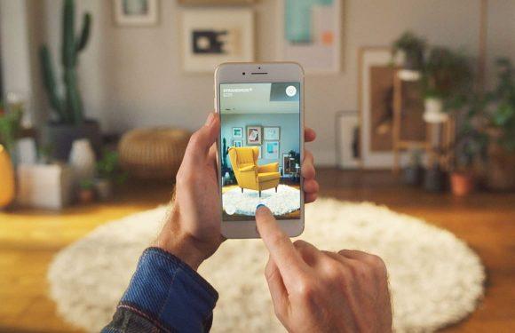 IKEA Place: koop vanuit je luie stoel een nieuwe luie stoel in AR