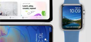 Overzicht: Alle Apple-producten van 2018