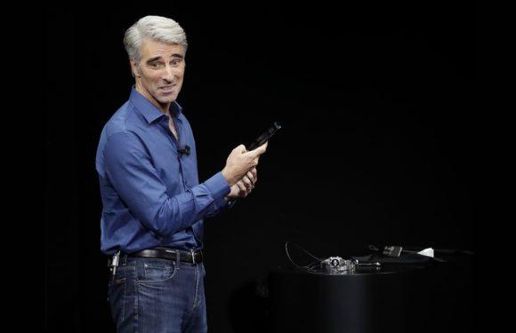 """Craig Federighi: """"Twijfels over Face ID op iPhone X verdwijnen vanzelf"""""""