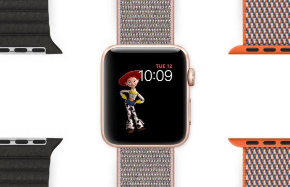 Apple bekijkt mogelijkheden zelfcorrigerende Watch-bandjes