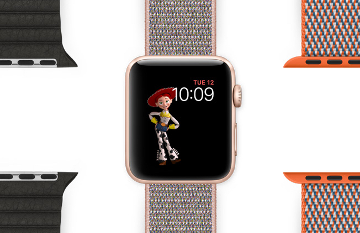 Apple event aankondigingen