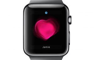 Apple Watch Series 4 hartslagmeter