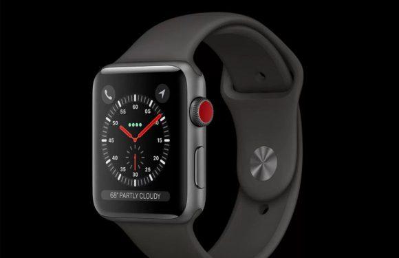 'Apple verklapt komst Apple Watch Series 3 met mobiel netwerk in iOS 11'