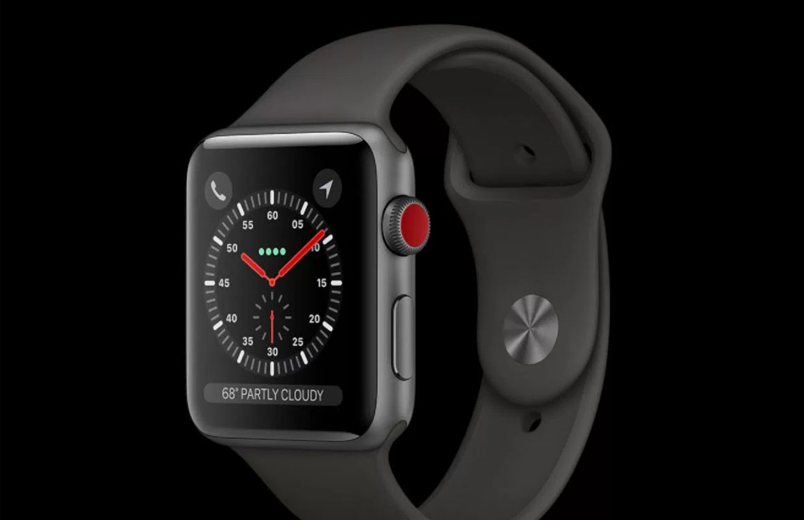 'Apple gaat kapotte Watch Series 2 vervangen door Series 3'