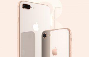 iPhone 8 ruis