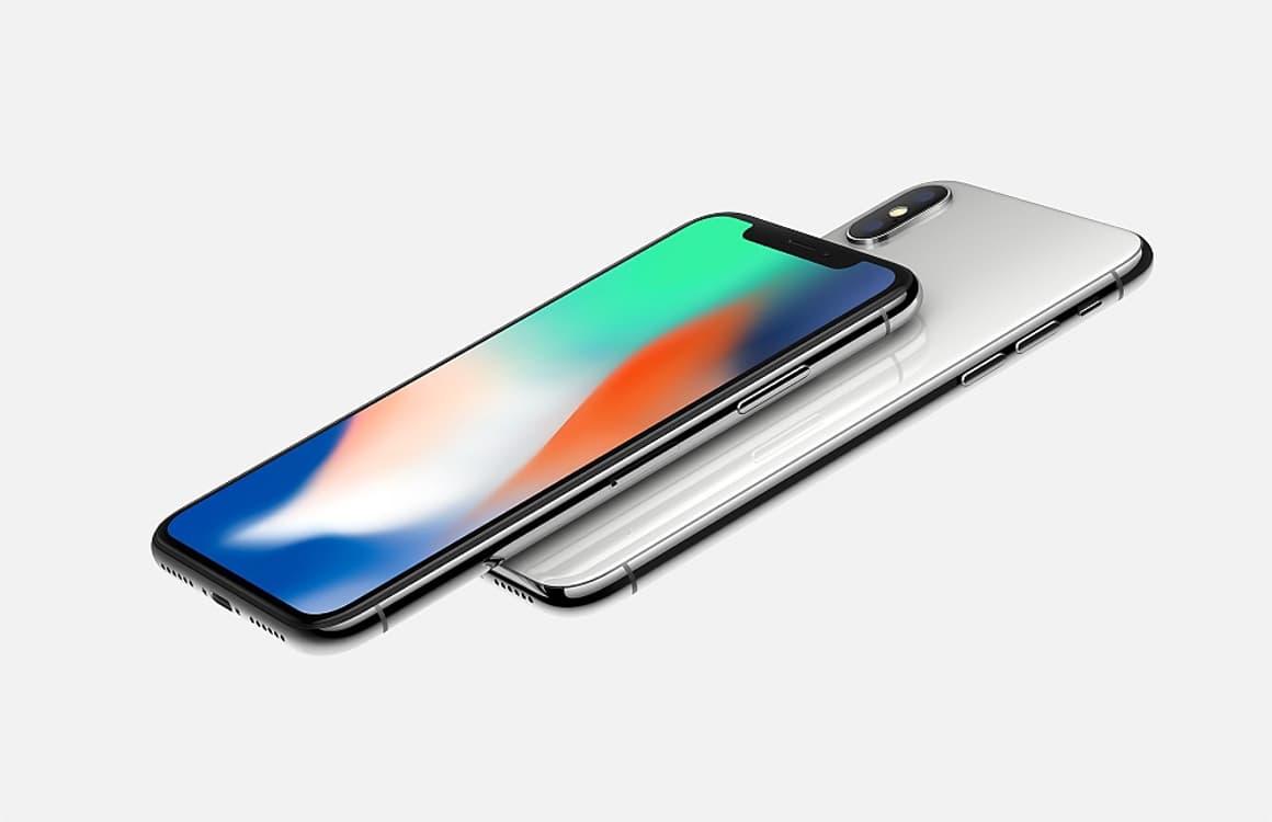 'Eerste iPhone X-toestellen onderweg naar Nederland'