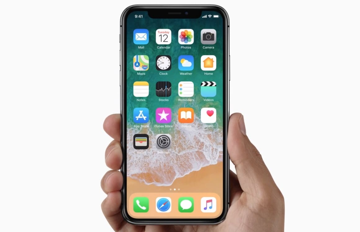 Kleine iPhone x functies