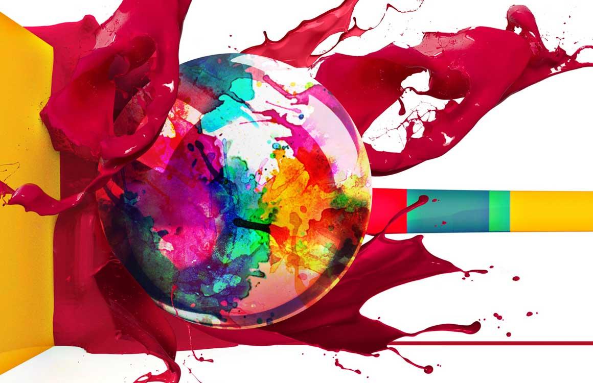 Kleurrijke game Inks is Apples 'gratis app van de week'