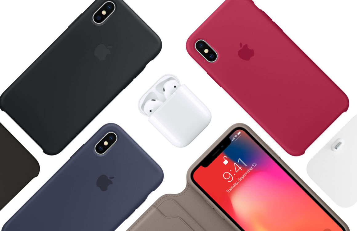 Dit zijn de 5 mooiste iPhone X en iPhone 8 hoesjes om nu al te kopen
